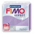 Fimo Глина полимерная Effect цвет перламутровый лиловый