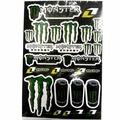 Наклейки LP Monster Energy 1