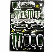 Наклейки LP Monster Energy 1