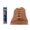 Шнурки Saphir 120см. круглые, тонкие (16 бежевый)