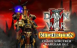 Sega Warhammer 40,000 : Dawn of War II - Retribution - Chaos Sorcerer Wargear DLC (SEGA_2621)