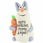 """Фигурка декоративная """"Кого люблю тому дарю!"""""""