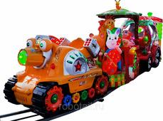 Детская железная дорога NEW