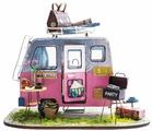 Набор для изготовления игрушки ТМ Цветной Фургончик для пикника