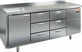 Стол холодильный HICOLD GN 133/TN