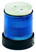 Сигнальная лампа-маячок синяя постоянного свечения 24В AC/DC Schneider Electric, XVBC2B6