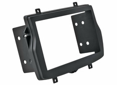 Переходная рамка для установки магнитолы Incar 95-2244 - Переходная рамка LADA Vesta 2din (контейнер) 178.5 x 101.5
