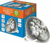 """Фитолампа светодиодная Garden Show """"Оптимум"""", 15 Вт, 15 LED (8 красных, 7 белых)"""