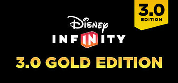 Disney Infinity 3,0: Gold Edition (85da979a-bd67-4730-b240-63d10cd85c)