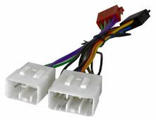 Переходник для подключения магнитолы Incar ISO MZ-D00 - ISO переходник Mazda 1998-2001