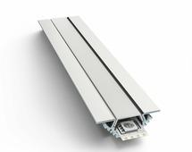 Профиль для светодиодной ленты APEYRON electrics 08-07, серебристый