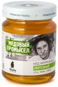 Медовед Медовый промысел мед пчелиный натуральный липовый, 350 г
