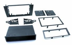 Переходная рамка для установки магнитолы Connects2 CT24AU17 - Audi A4 B5 (1999-2001)