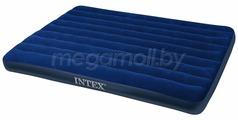 Надувной матрас Classic Downy Bed Intex 68759
