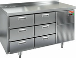 Стол холодильный HICOLD GN 33/TN (внутренний агрегат)