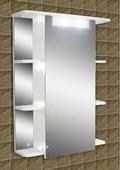 Зеркальный шкаф Belux Сонет-Сити Шкаф с зеркалом [ВШ62]