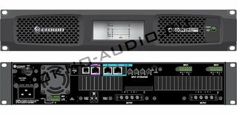 Crown DCi4|600N усилитель 4-канальный с DSP и BLU Link. Мощность (на канал): 300Вт•2Ом, 600Вт•4/8Ом, 300В•16Ом, 600Вт•70/100В. Мощность (мост): 600Вт•4Ом, 1200Вт•8/16Ом, 1200Вт•140/200B.