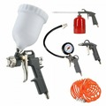 Набор пневмоинструмента ECO SGK-5 5 предметов