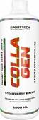 Препарат для суставов и связок Sport Technology Nutrition Collagen Концентрат клубника-киви, 1 л