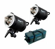 Hensel Integra Mini 600 (8380P4201) комплект студийных осветителей 2 шт.