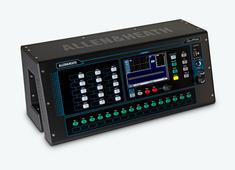 ALLEN&HEATH QU-Pac - Ультракомпактный цифровой микшер