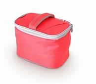 Сумка-холодильник (термосумка) для косметики Beautian Bag Red, 4.5L, красный