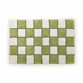 Коврик для ванной Covent Square - Green & White 347-1004 от MacKenzie-Childs