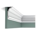 Лепнина Orac decor Потолочный полиуретановый карниз С339