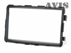AVEL Переходная рамка AVIS AVS500FR для SSANGYONG REXTON III (2012-...), 2DIN (#117)
