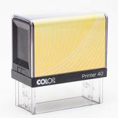 Оснастка для штампа Colop Printer 40 чёрно-жёлтая