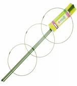 Опора для растений Best Solution, круглая, 3 кольца, диаметр 90 см
