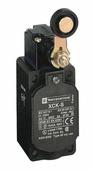Концевой выключатель термопластик ролик с пружинным возвратом 2-полярный N/C+N/O Schneider Electric, XCKS131H29