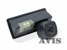 AVEL CCD штатная камера заднего вида AVIS AVS321CPR (#065) для NISSAN TEANA/ ALMERA III (G11) (2012-...)
