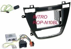 Переходная рамка для установки магнитолы Intro ROP-N10BL - Переходная рамка Opel Insignia