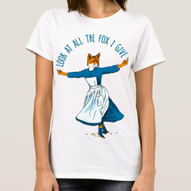 Футболка Dream Shirts The Fox I Give