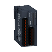Дискретный модуль расширения тм3- 24 вх/вых реле пруж клеммы Schneider Electric, TM3DM24RG