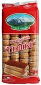 I Dolci Di Montagna Савоярди печенье сахарное для тирамису, 400 г