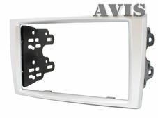 AVEL Переходная рамка AVIS AVS500FR для PEUGEOT 308/ 408/ RCZ, 2DIN (#101)