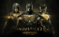 Warner Brothers Injustice 2 Legendary Edition (WARN_4145)