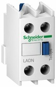 Блок дополнительных контактов, 2 но Schneider Electric, LADN20