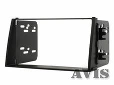 AVEL Переходная рамка AVIS AVS500FR для KIA SOUL, 2DIN (#068)