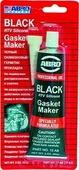Герметик прокладок Abro, черный, 85 г