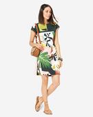 Электронная выкройка Burda - Платье простого кроя №6322 B