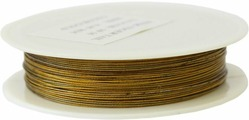 """Ланка """"Астра"""", цвет: золотистый, цвет: золотистый, 0,45 мм х 10 м"""