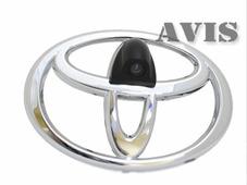 AVEL CCD штатная камера переднего вида AVIS AVS324CPR для TOYOTA (#117) (BIG)