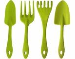"""Набор садовых инструментов """"Ingreen"""", цвет: салатовый, 4 предмета"""