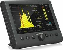 TC electronic Clarity M STEREO ЖК-монитор Стерео измеритель громкости, AES3, USB, S/PDIF OPTICAL, 44