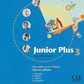 Junior Plus. Level 3. Student's CD