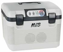 """Холодильник автомобильный AVS """"CC-19WBC"""", 19 л, мин.температура -2°"""