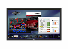 Интерактивная панель NEC MultiSync P484 SST
